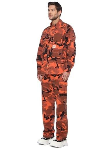 McQ Alexander McQueen Gömlek Oranj